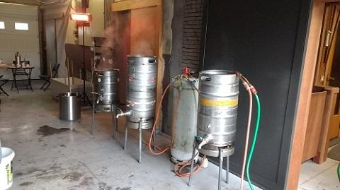 Van mout tot Bier, Beginnerscursus Bier brouwen, D