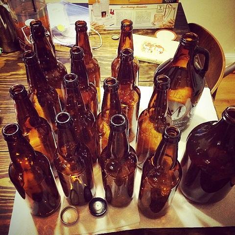 Beginnerscursus Bier bottelen