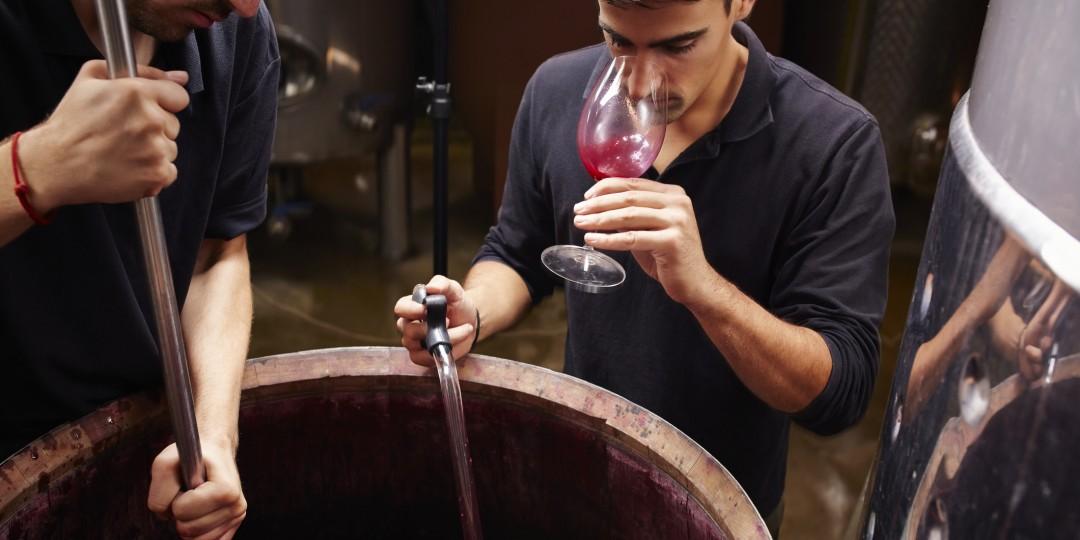 Beginnerscursus wijn...